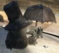 Parasolnik vel. Dżentelmen