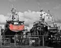 Rybacka stocznia remontowa