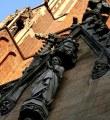rzeźby na Katedrze Wrocławskiej