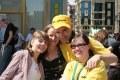 Bernadetta, Gosia, Jacek i Monia