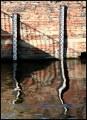 zakrzywiony pomiar wody
