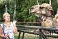 wielbłąd jednogarbny (Camelus dromedarius)