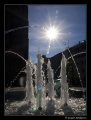 Słoneczna fontanna