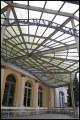terrarium - wejście do budynku