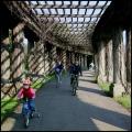 rodzinna przejażdżka rowerowa