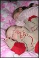 śpiące aniołki