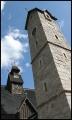 kościół Wang i dzwonnica
