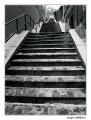 Zerge lépcső