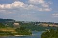 Jezioro Czorsztyńskie - Zamek w Czorsztynie